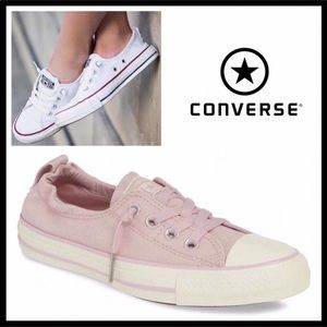 CONVERSE SLIP ON CHUCK TAYLOR LO OX LOW TOPS A3C